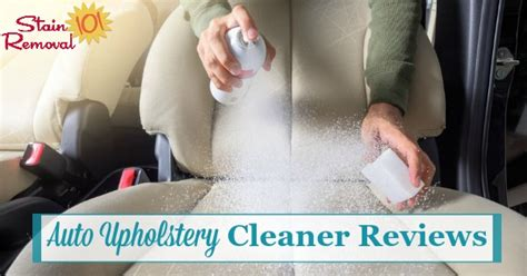 Best Car Upholstery Cleaner Reviews by Car And Auto Upholstery Cleaner Reviews Which Is Best
