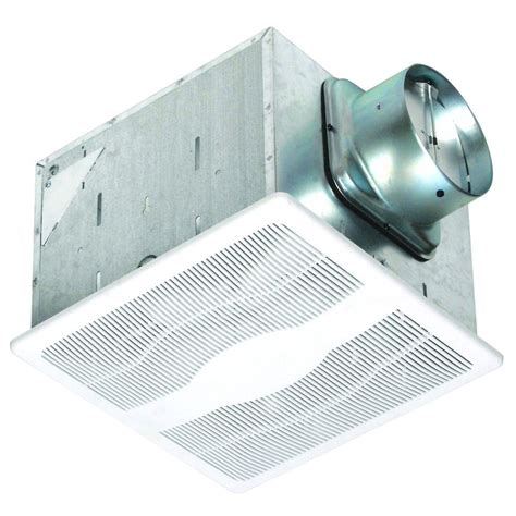 high speed bathroom exhaust fan air king 80 cfm ceiling dual speed humidity sensing