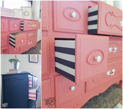 Ways To Paint A Dresser by 10 Ways To Use Paint For Dresser Makeovers