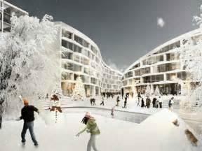 design hill finland lapland ski resort koutalaki ski village finland e