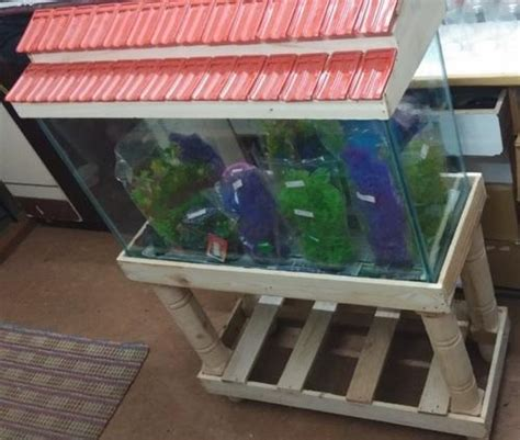 Fish Tank New 2 1 2 Feet With 8 Mm Thickness With Top