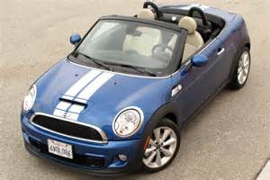 2 Seater Mini Cooper 2013 Mini Roadster Two Seater Is All About Open Top