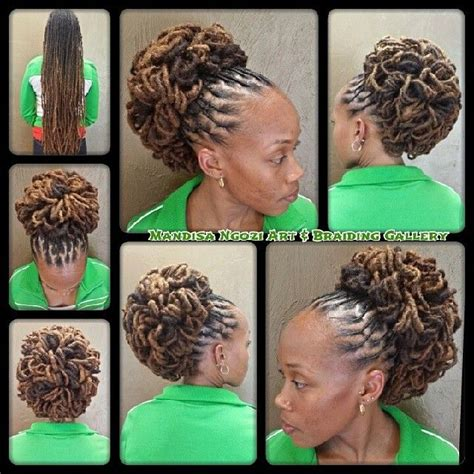 procedure of petals hairstyle 17 best images about loc styles on pinterest flat twist