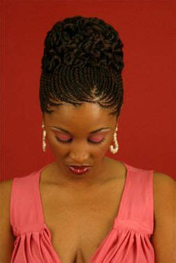 Braid Pin Up Hairstyles by Cornrow Pinup I Hair