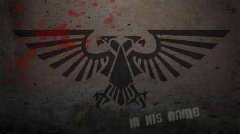 logo graffiti warhammer hd wallpaper preview