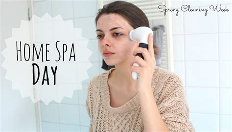 Detox Spa Day by Thorough Cleanse Spa Day Cleaning Week Loepsie