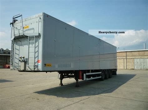 Legras Walking Floor Trailers by Legras 53 2008 Walking Floor Semi Trailer Photo And Specs