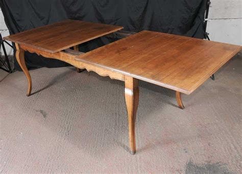 extending kitchen farmhouse dining table cherry wood