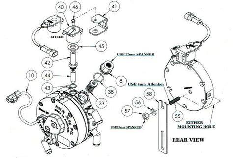 yale forklift propane carburetor parts diagram toyota