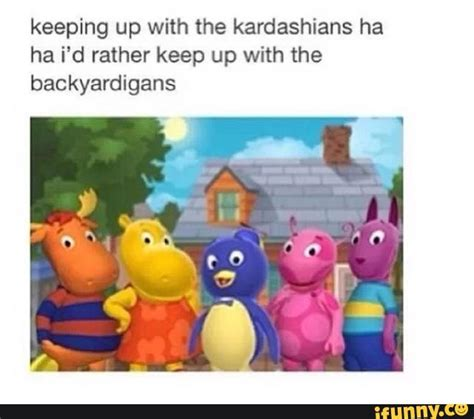 Backyardigans Meme The Backyardigans On Ifunny