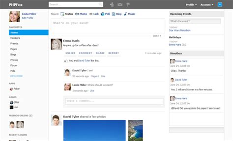 8 great social networking cms cms critic how to create a social network cms critic