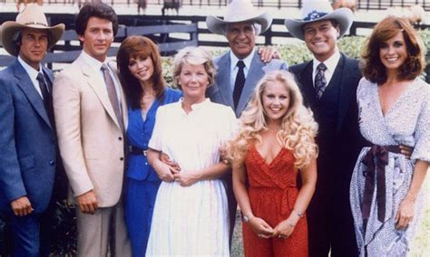 dallas cast who shot j r and 11 other surprising facts about dallas
