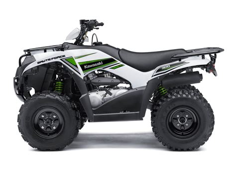 Kawasaki Atv by 2016 Kawasaki Brute Atv Model Range Atv Illustrated