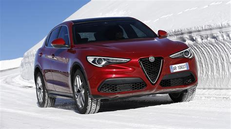 Top Gear Alfa Romeo by 2018 Alfa Romeo Stelvio Review Top Gear