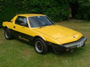 Fiat X1 1983 Fiat X1 9 Information And Photos Momentcar