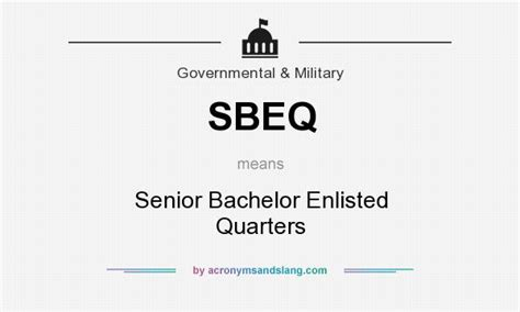 what does sbeq definition of sbeq sbeq stands