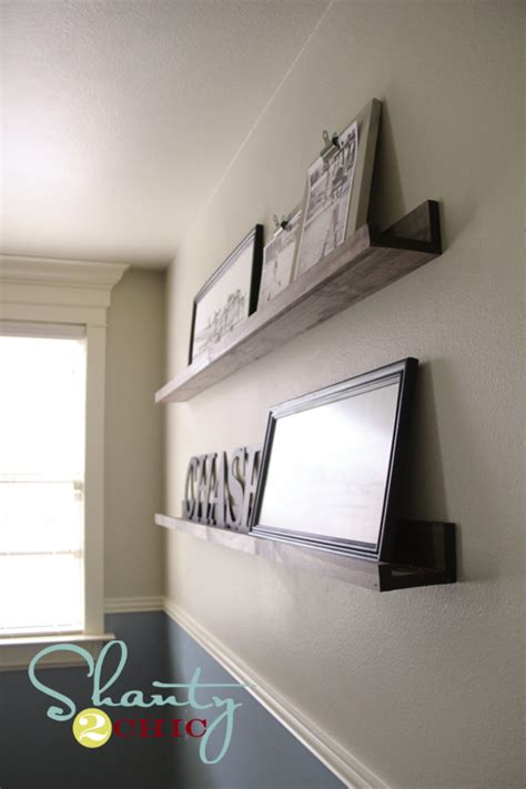 white 10 ledges shelves favorite project diy