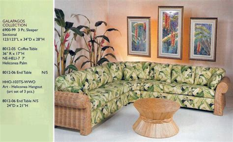 living room furniture island island collections living room furniture kauai rattan sets