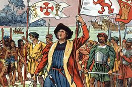 straight talk about christopher columbus wsj