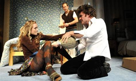 bedroom farce script bedroom farce miss julie theatre review stage the guardian