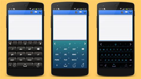 mobile android 3 awesome t9 keyboard and keypad for android