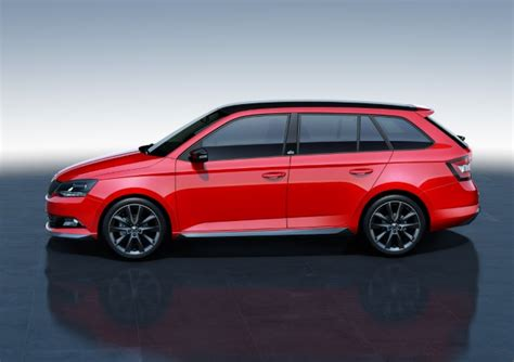 Fabia Combi 2015   2017   2018 Best Cars Reviews
