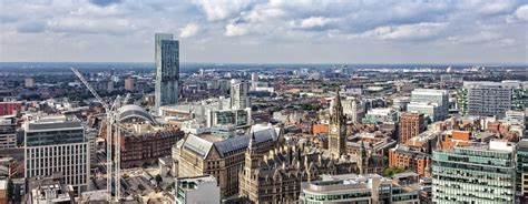 in manchester who are the best pr companies in manchester