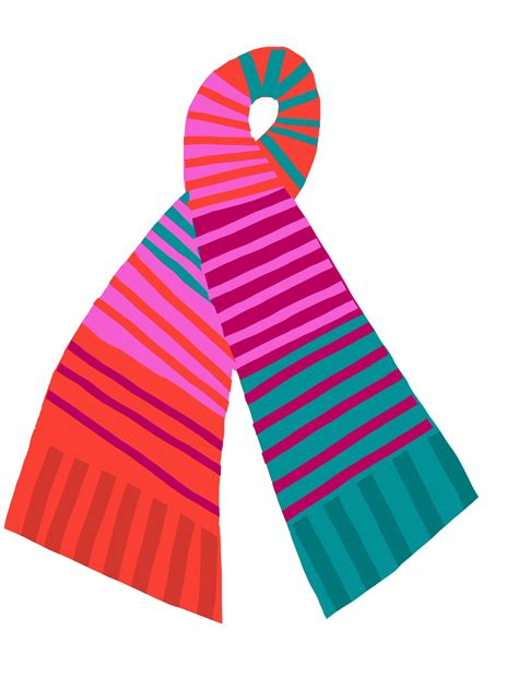 scarf clipart knit your own carlo volpi scarf fireworks