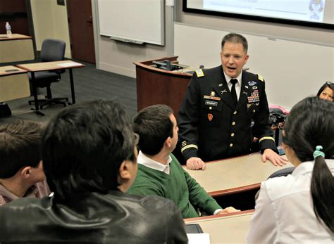 Mba West Point by Leadership Perspectives West Point S Todd Woodruff