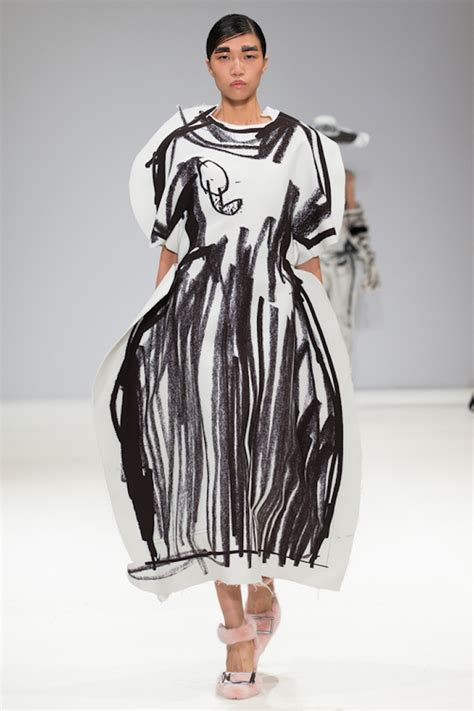 Fashions To Come by Edda Gimnes Fashions Are Pencil Sketches Come To