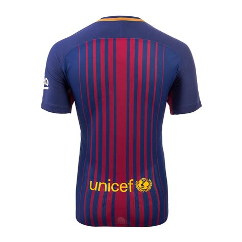Tshirt Barcelona New Barca 19 fc barcelona home authentic jersey 2017 18 fcb official store asia pacific