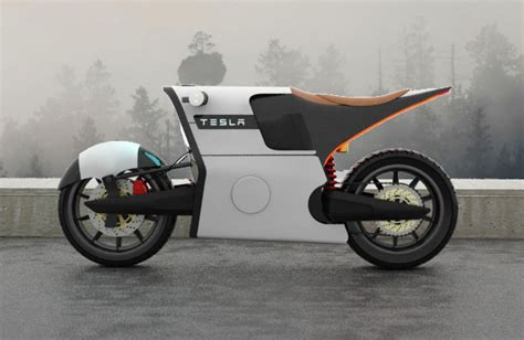 Tesla E Bike Serious Tesla E Bike Could Be The Future