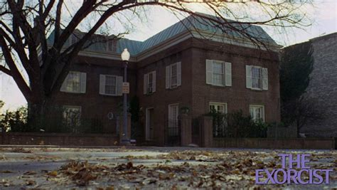 Exorcist Film House | quot the exorcist quot house and stairs iamnotastalker