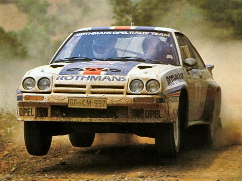 opel rally car opel manta rally car wallpaper 105123