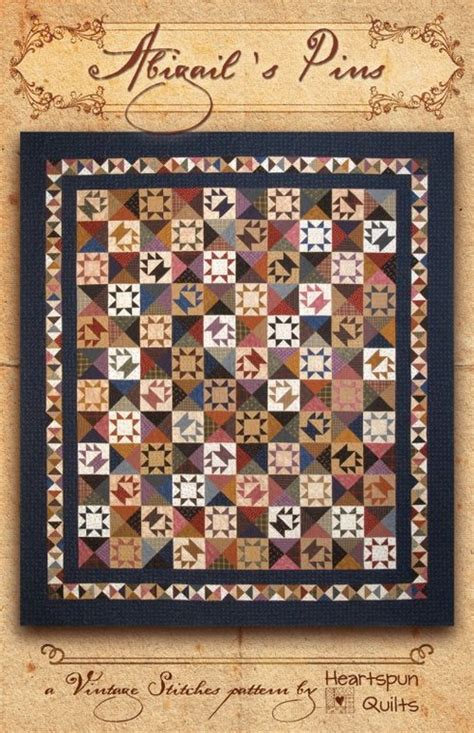 Abigail Quilt by Abigail S Pins By Heartspun Quilts Premium Patterns Make