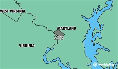 area code  map  area code  washington dc area code