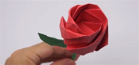 Origami S - how to fold a lifelike origami for s day