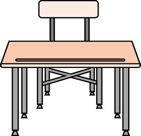 Desk Clipart by Clipart An Empty Desk