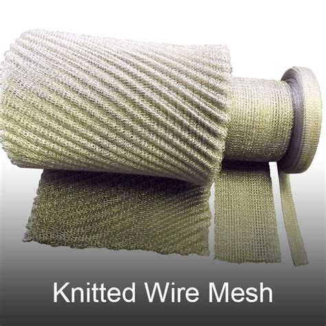knitted wire mesh international steel wool international steel wool inc