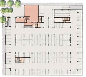 parking garage design guidelines 1 3 14 parking lot 5 parking layout