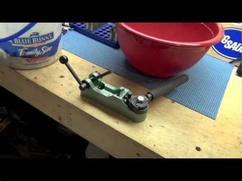 bench swaging tool rcbs bench mount swaging tool how to save money and do it yourself