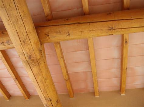 plafond poutre apparente tout pour la toiture et le solivage auvergne limabois