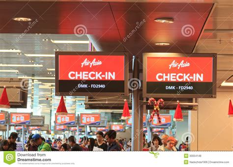 airasia check in time air asia check in counters editorial stock photo image of