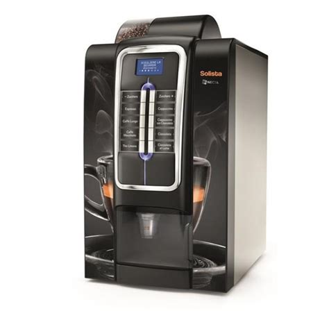 Coin Operated Coffee Vending Machine   Bean To Cup   To