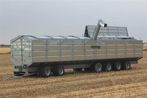 Cleaner Tool chassis field mother bins vennings the bulk grain