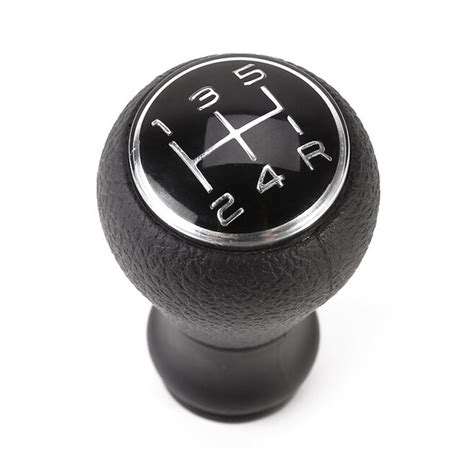 Stick Shift Knobs new car replacement shift knob 5 speed gear stick shift knob manual for peugeot 106 107 205 206