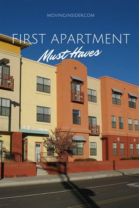 first apartment first apartment must haves moving insider