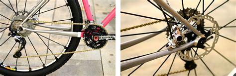 custom quot pink quot steel 29er mountain bike by cyclo