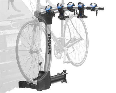 swinging bike rack thule 9027 apex swing away bike rack