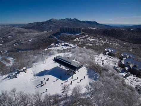 sugar mountain resort resort  aerial view  sugar